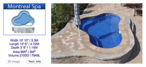 Fiberglass Spas Fiberglass Pool Builder In Orange County